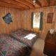 Chalet loup chambre 1