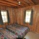 Chalet loup chambre 2