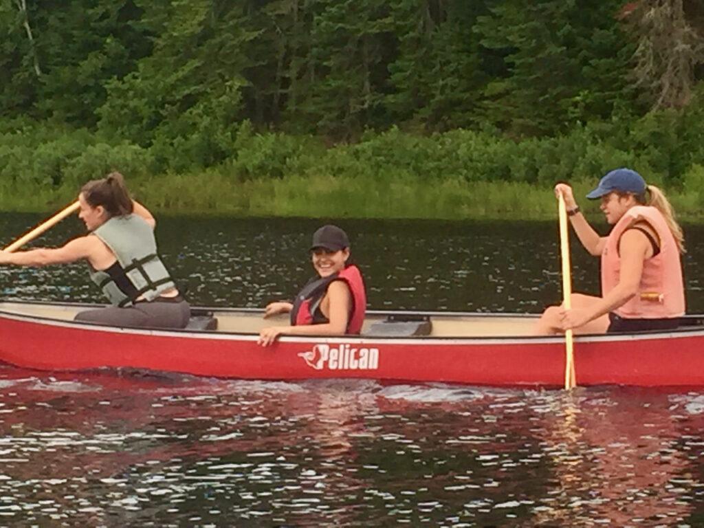 La rivière Gatineau en canot ou kayak