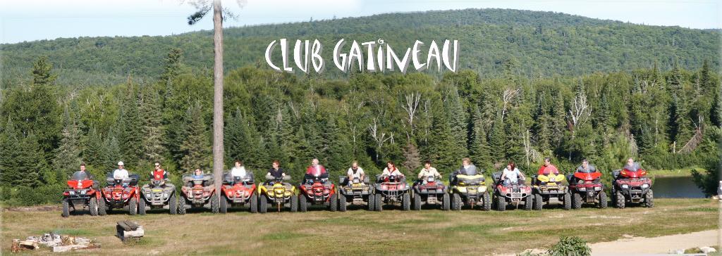 Randonnée Quad au Club Gatineau